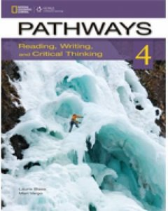 Pathways – Reading, Writing 4: Student Book with ONLINE Work Book STICKER CODE